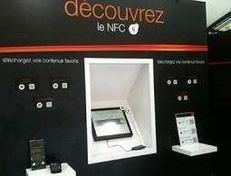 Quand le NFC se déploie dans le quotidien des mobinautes | L'Atelier Du Numerique | Evénementiel & digital | Scoop.it