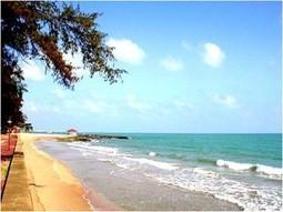A Peaceful beach in Rayong – Suan Son Beach | Make a Trip & Travel to the beach. | Scoop.it