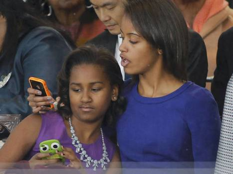 President Obama to daughters: if you get a tattoo, I will too | alternative modeling | Scoop.it