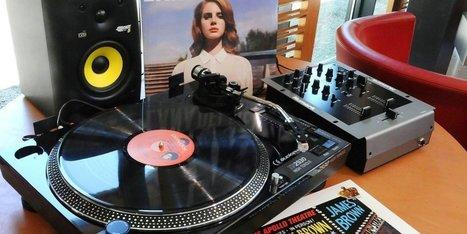 Le disque vinyle, phénomène rétro tendance, repart pour un tour | Le disque vinyl | Scoop.it