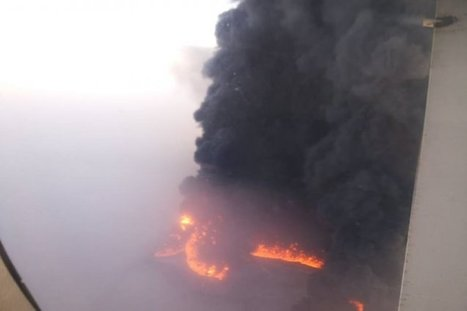 Oil pipeline explodes near Libya's Zueitina port | The Libya Observer | Saif al Islam | Scoop.it