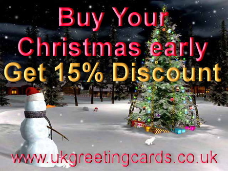 Buy Your Christmas Cards Early Get 15% Discount | Buy Christmas Cards | Handmade Christmas Cards Online | Scoop.it