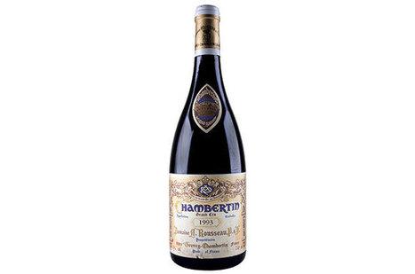 Wine Legend: Domaine Rousseau 1993 - Decanter | Pinot Post | Scoop.it