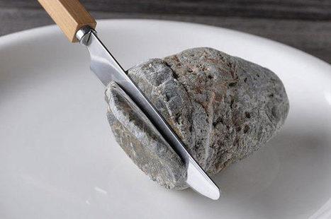 Ce que réalise Hirotoshi Itoh avec des pierres est surprenant | graphic-design | Scoop.it
