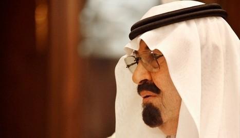 UAE-based award picks zionist slaughterer Saudi King as cultural ... | World New's | Scoop.it