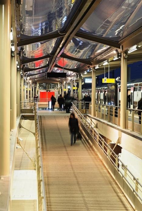 La gare Rosa Parks: un lien d'Est en Ouest pour l'avenir du grand Paris   actualités en seine-saint-denis   Scoop.it