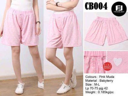 Celana Pendek Wanita CB004 | Grosir Produsen Konveksi Baju Wanita | Scoop.it