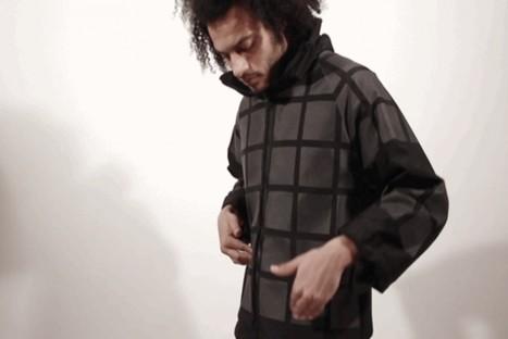 Soundable Fashion Arrives with Jacket Soundboard - PSFK (blog) | CLOVER ENTERPRISES ''THE ENTERTAINMENT OF CHOICE'' | Scoop.it