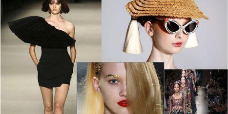 Fashion Week : les 20 choses à piquer ou à laisser aux podiums | Parfumerie | Scoop.it