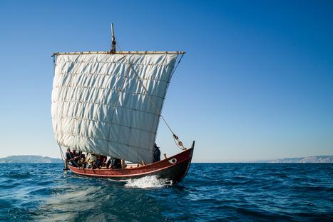 Comment les Grecs de Phocée voguèrent jusqu'à Marseille - National Geographic | Odyssea : Escales patrimoine phare de la Méditerranée | Scoop.it