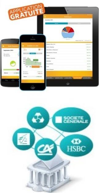 Logiciel professionnel gratuit en ligne Gérermescomptes FR 2015 Gestion simplifiée de tous vos comptes bancaires | Logiciel Gratuit Licence Gratuite | Scoop.it