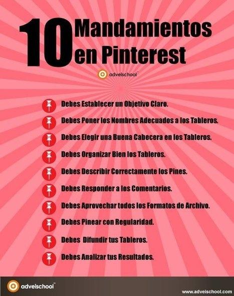 10 mandamientos en Pinterest | TIC - TAC | Scoop.it