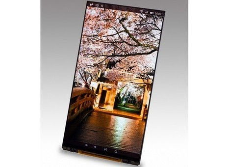 Japan Display joins the Quad HD phone screen party with two new LCDs | iPhones and IOS technology | Scoop.it