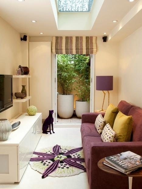 Petits espaces : Comment bien choisir son canapé ? | décoration & déco | Scoop.it