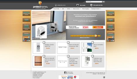 Sécurité maison anti effraction : protection anti intrusion et cambriolage | Protect Home | Protéger sa maison : prévention cambriolage | Scoop.it