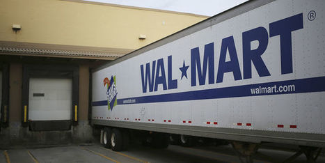 Wal-Mart Reins Back Inventory in a Revamped Supply Chain | Global Logistics Trends and News | Scoop.it