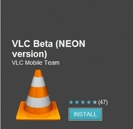 Vlc Player For Android Released - Download Vlc Player For Android | Geeky Android - News, Tutorials, Guides, Reviews On Android | Android Discussions | Scoop.it