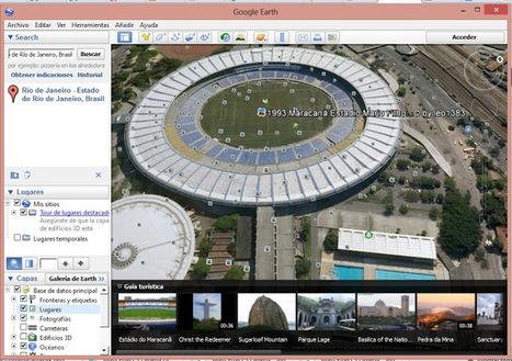 Google Earth Pro 7.0.2.8 Español + Pach Genial78 2012 | Dago | Scoop.it