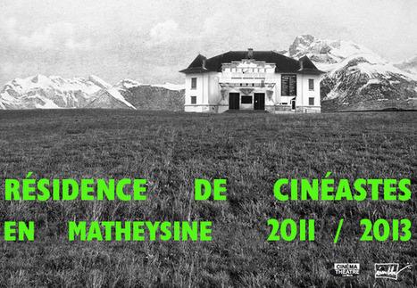 Écran Libre, résidences de cinéastes, ateliers | Actualité Culturelle | Scoop.it