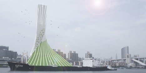 VetiVertical City:  An Innovative & Sustainable Urban Solution for Shanghai | green streets | Scoop.it