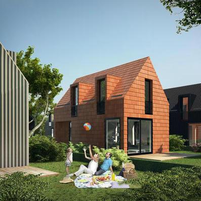 Edilizia sostenibile, il nuovo progetto low cost in Olanda | Eco-Edilizia e Risparmio Energetico | Scoop.it