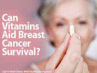 Can Multi-Vitamins Aid Breast Cancer Survival? | Longevity science | Scoop.it