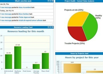 Project Management Software - Online PM System | Easy Projects | Web Project Management | Scoop.it