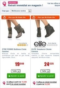 Cdiscount expérimente le click-and-collect sur sa marketplace | Commerce physique, web & ecommerce | Scoop.it