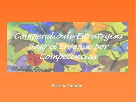 Enfoque por Competencias - Compendio de Estrategias | eBook | Recull diari | Scoop.it