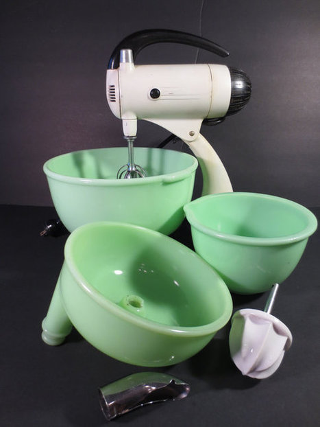 Vintage Sunbeam Mixmaster | Vintage Living Today For A Future Tomorrow | Scoop.it
