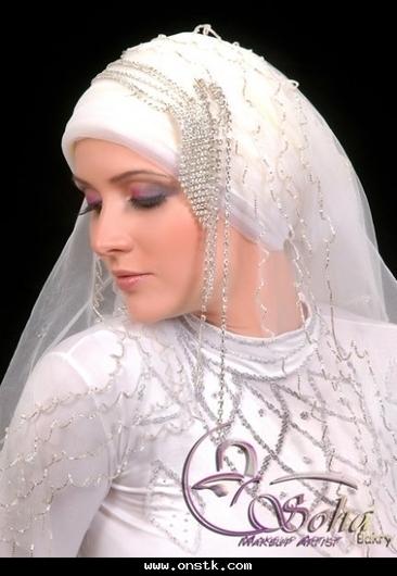 لفات طرح - اجمل لفات الطرح للعرايس - لفات طرح جديدة للعروس | لفات طرح | Scoop.it