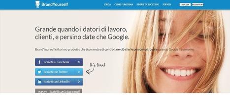 I 4 migliori siti per il Personal Branding   e-nable social organization   Scoop.it