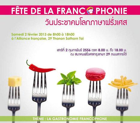 THAILAND:Francophone days in Thailand with savate presentation | Gastronomie française en Thaïlande | Scoop.it