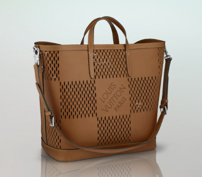Man Bag Monday: Louis Vuitton Spring 2014 Damier Leather | TAFT: Trends And Fashion Timeline | Scoop.it