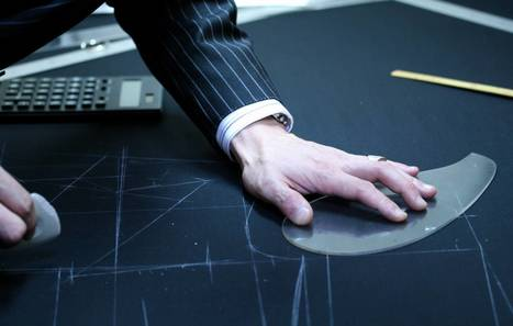 Sartoria Fenc - Bespoke Suits in Le Marche | Le Marche & Fashion | Scoop.it
