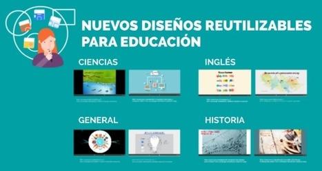 Una colección de plantillas de Prezi para la educación | Economía&ADE | Scoop.it