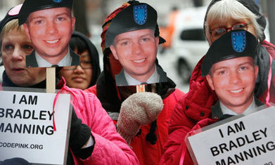 Bradley Manning verdict brings anger, disappointment – and relief | Technoculture | Scoop.it