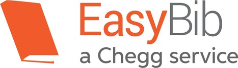 EasyBib EDU - Free Access offer | A Random Collection of sites | Scoop.it