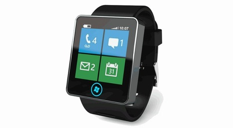 Microsoft's Smartwatch Might Work With iOS and Android | Digital Trends | mHealth | Scoop.it