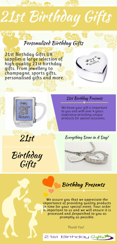 21st birthday gifts | 21st birthday gifts | Scoop.it