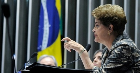 "Rousseff Warns of Threat to Brazil's Democracy as ""Coup"" Nears End 