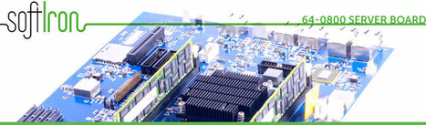 64-bit ARM Server Motherboards by SoftIron | Embedded Systems News | Scoop.it