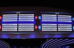 En direct: Tirage au sort des 8èmes de finale de la Ligue des Champions - Coupes d'Europes - SO FOOT.com | Sport | Scoop.it