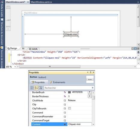 Créer une application Windows avec WPF   Veille Technologique   Scoop.it