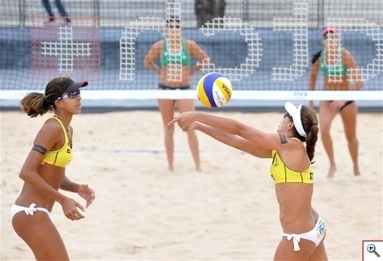 Roma Beach Volley World Tour 2012 | Travel Guide about Rome, Italy | Scoop.it