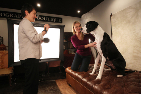 Businesswoman finds niche as photographer of variety of pets - Las Vegas Review-Journal | Food for Pets | Scoop.it