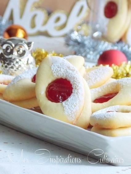 Bredele de Noël à la confiture | Recettes de fetes | Scoop.it
