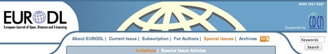 Special Themed Issue on Creativity and Open Educational Resources (OER) | marked for sharing | Scoop.it