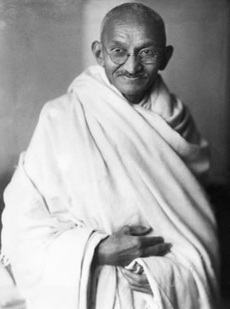 Gandhi - Biography of Mahatma Gandhi | Our Drama in the Human Experience | Scoop.it