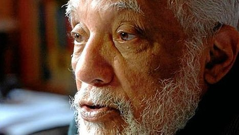 L'écrivain franco-haïtien René Depestre fête ses 90 ans aujourd'hui   Culture afro-caribéenne   Scoop.it